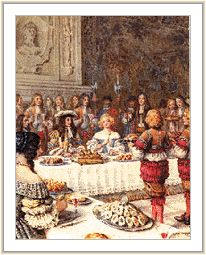 Au xviie si cle cuisine fran aise histoire de la for Histoire de la cuisine francaise