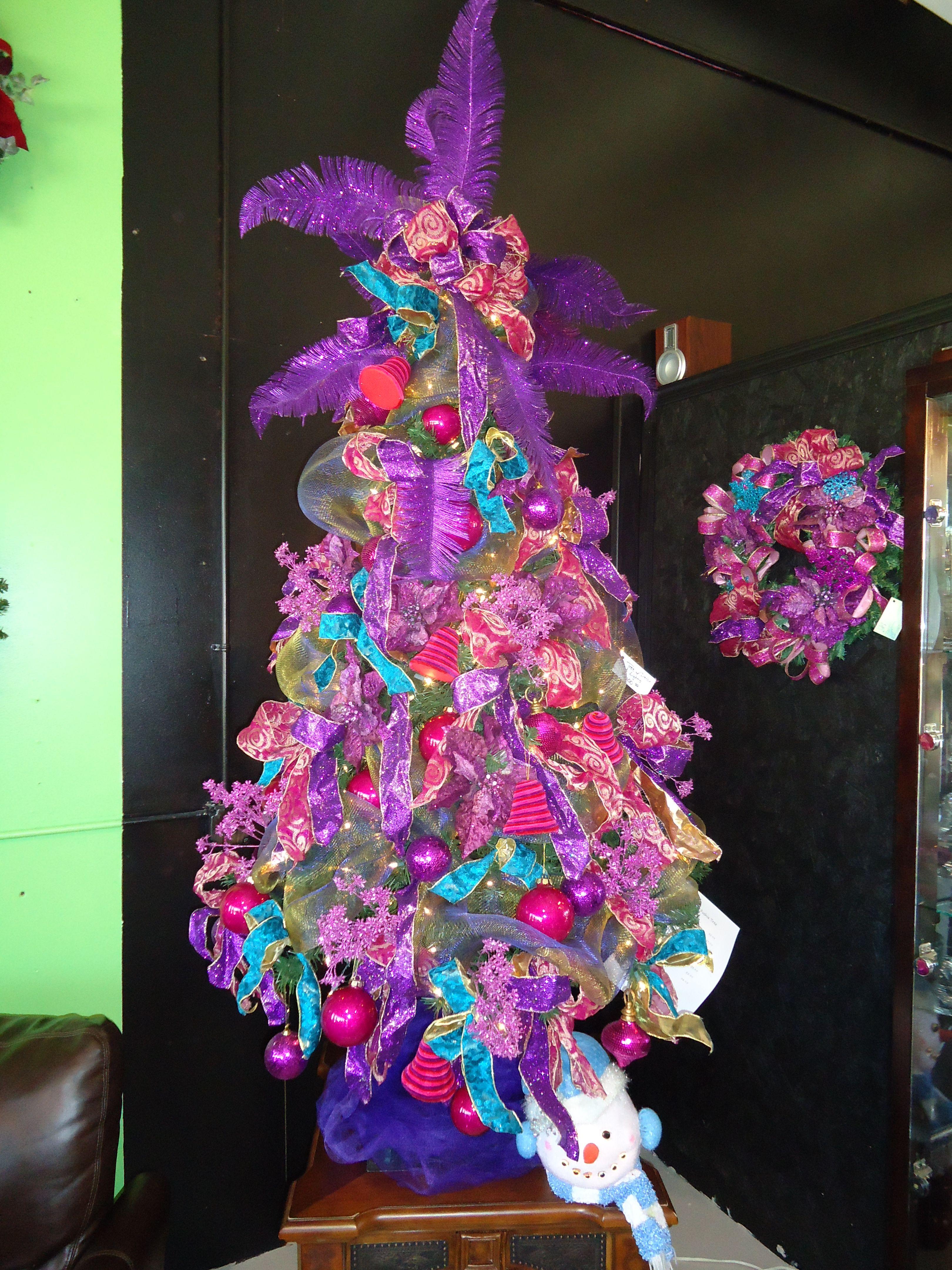 one of our many Christmas themes | Botanicals of NWA | Pinterest ...