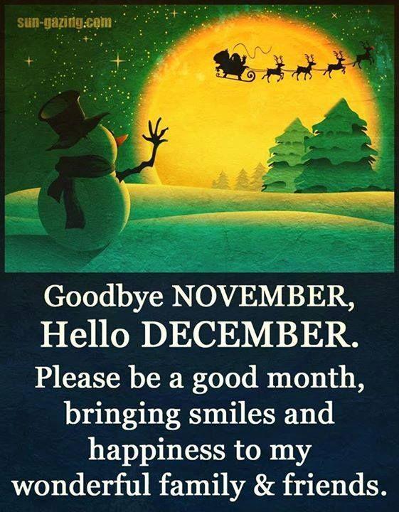 Hello December Hello December Months In A Year Hello September