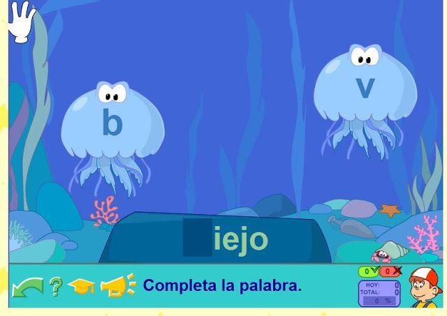 Juegos Educativos Online Gratis Pipo Club Las Medusas Juegos Educativos Online Nivel De Educación Juegos Educativos