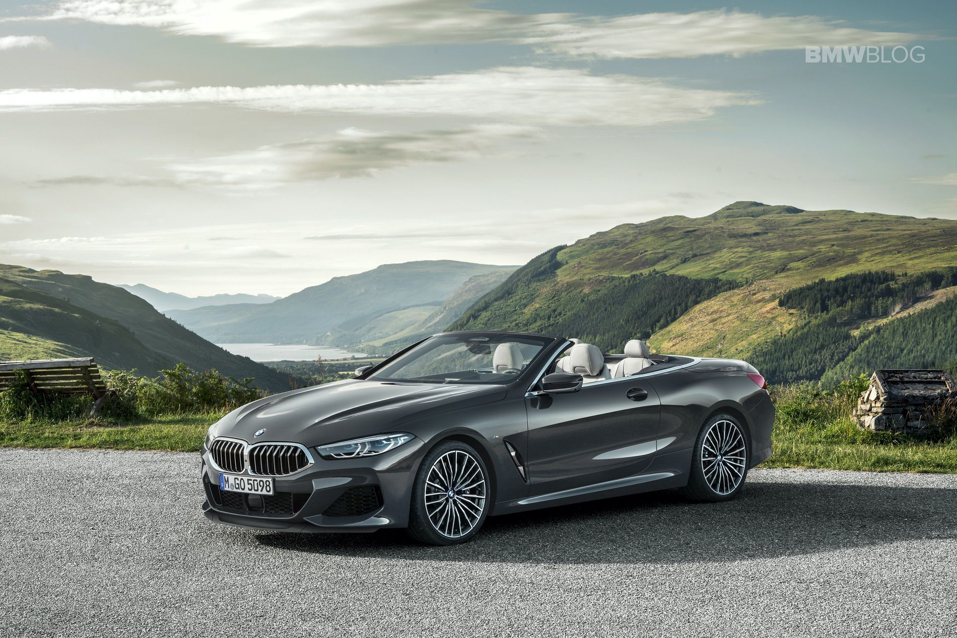 World Premiere Bmw 8 Series Convertible First Drop Top 8 Ever