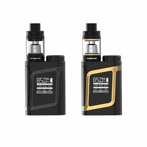 Only $59.95 (Includes 30ml House Juice)!!  The SMOK AL85 Alien Baby 85W TC Starter Kit is the compact revolutionary system inspired from the widely aclaimed Alien 220W, including the TFV8 Baby Beast to present a stunning combination of elegant miniaturized designs with ample performance.