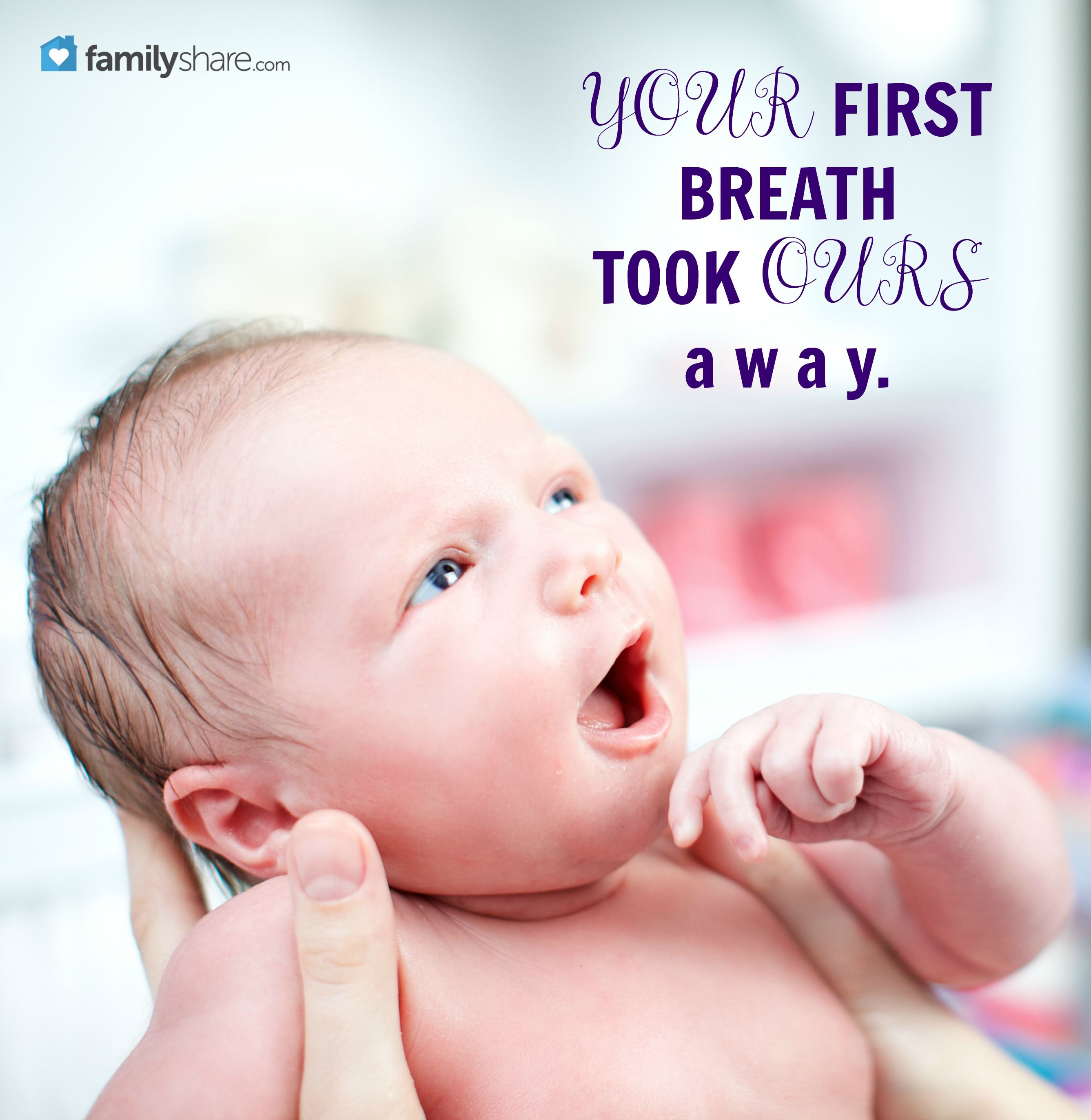 Life Insurance Quotes For Parents Impressive Your First Breath Took Ours Away All Things Baby Alyssa