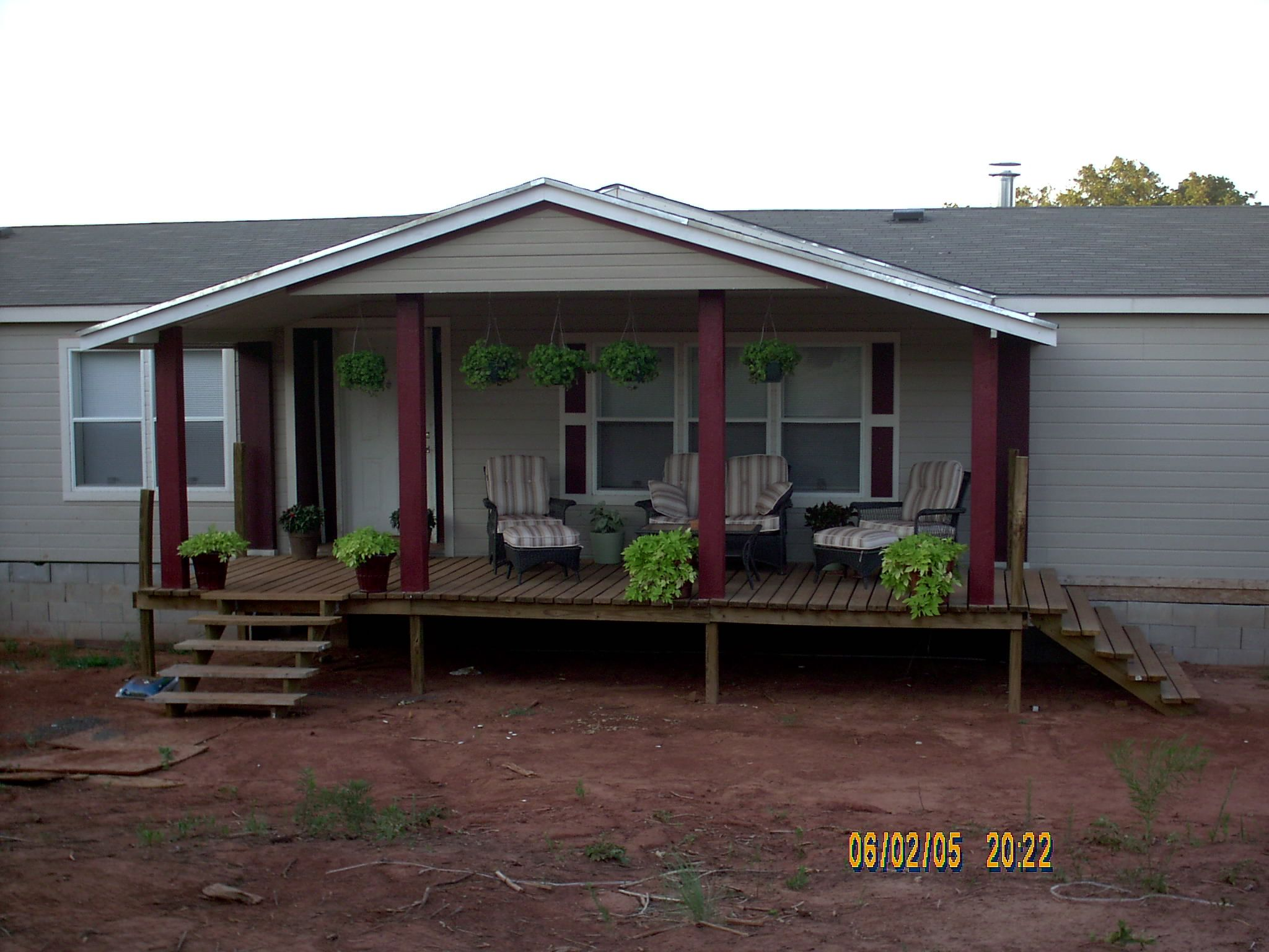 1000+ ideas about mobile home porch on pinterest | mobile