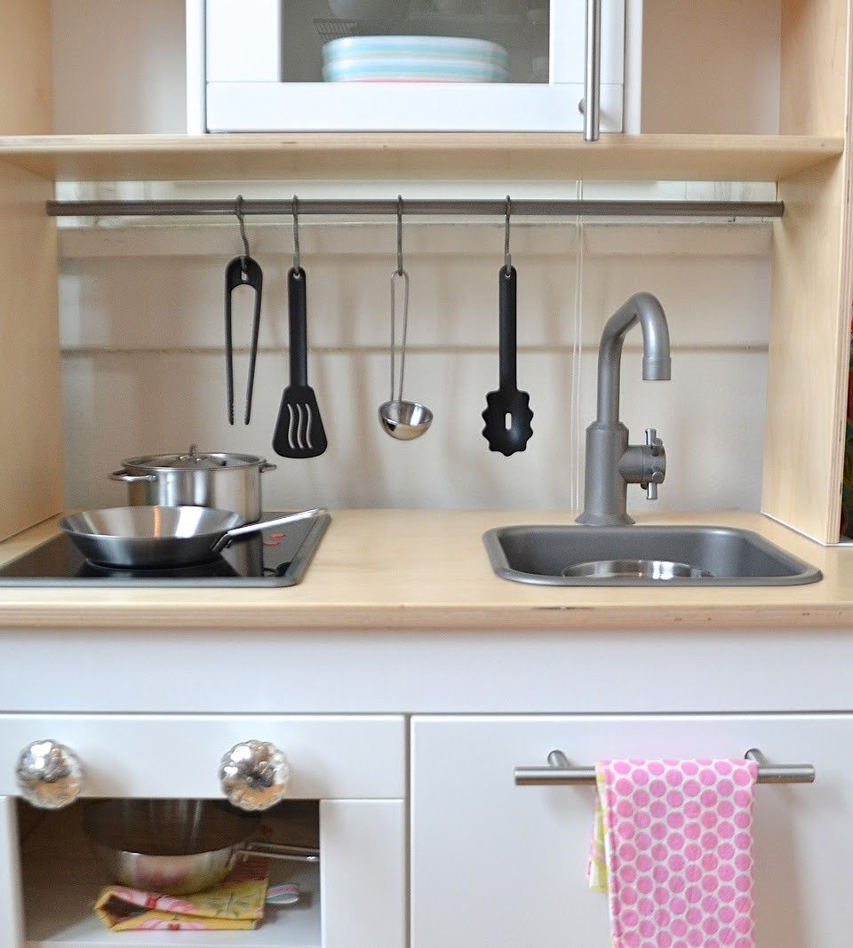 Smart & Wise space utilization for very small kitchens. http ...