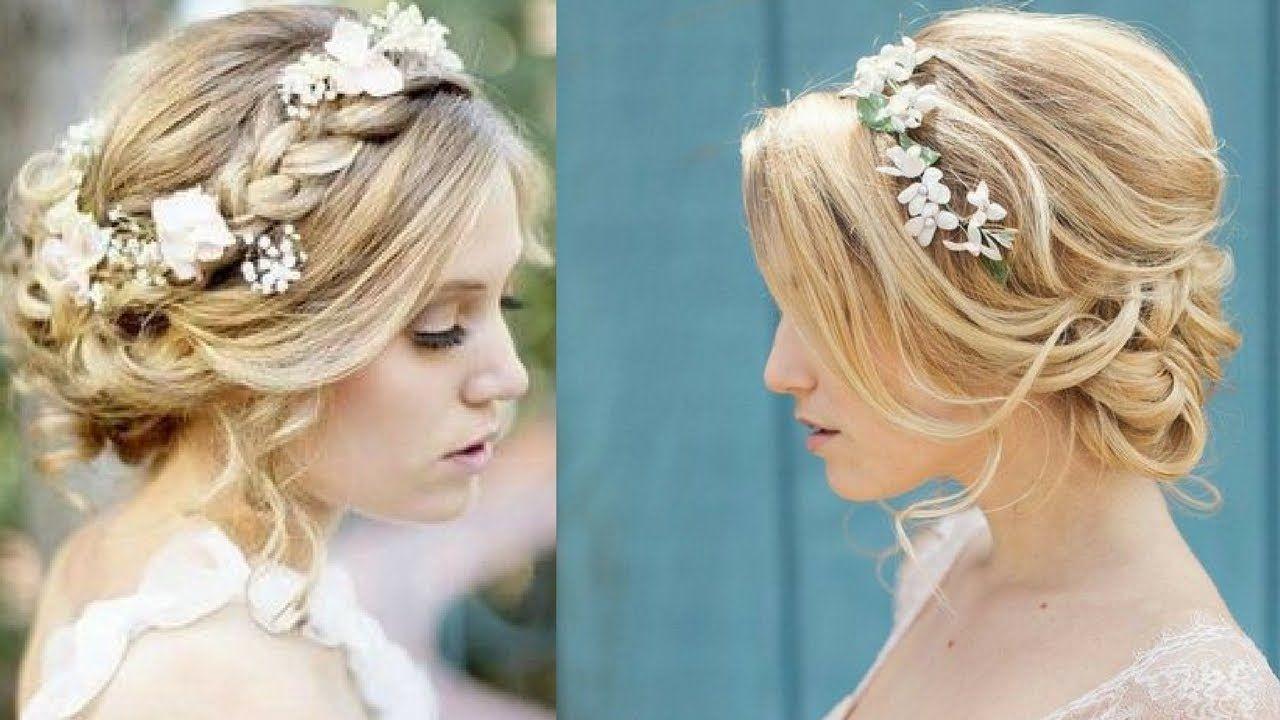 Amazing Beautiful Hairstyles Tutorial Compilation New Hair Color Trans Brautfrisur Haare Hochzeit Frisuren Hochzeit