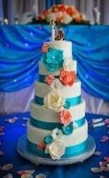 52 beste ideeën voor bruidstaarten turquoise koraal #turquoisecoralweddings 52 beste …