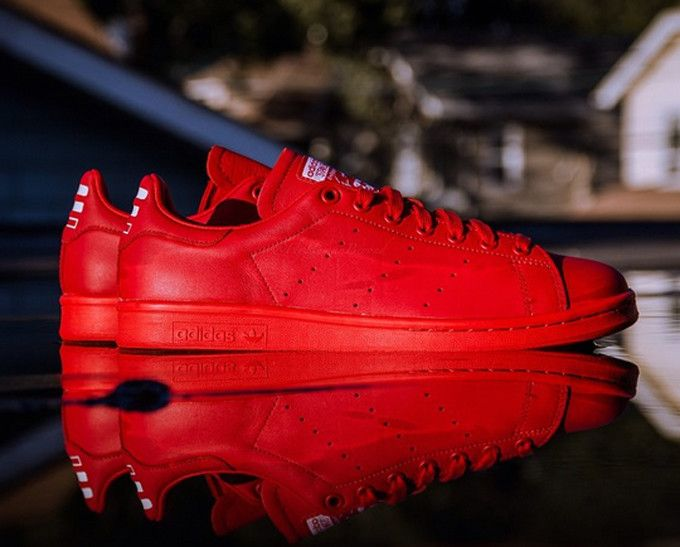 The Pharrell x adidas Originals Collaboration Will Be Releasing This  Weekend. Adidas OriginalsRed ShoesStan ...