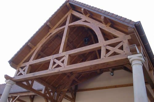 Images4 Wikia Nocookie Net Cb20080916205022 Desencyclopedie Images C C1 Charpente 1 Jpg Timber Frame Joinery Timber Frame Construction Timber Framing
