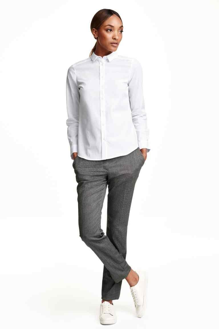 Kostýmové nohavice | H&M