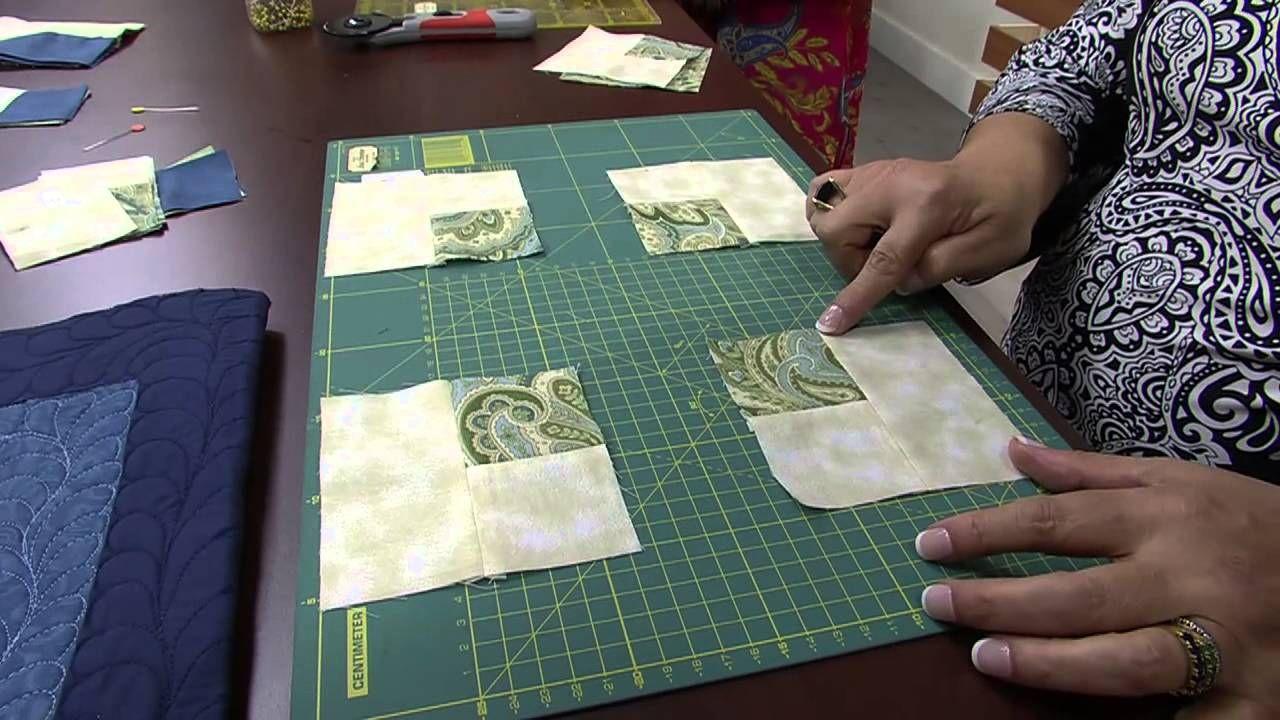 Mulher.com 27/11/2014 Ana Consentino - Ecobag em patchwork Parte 1/2