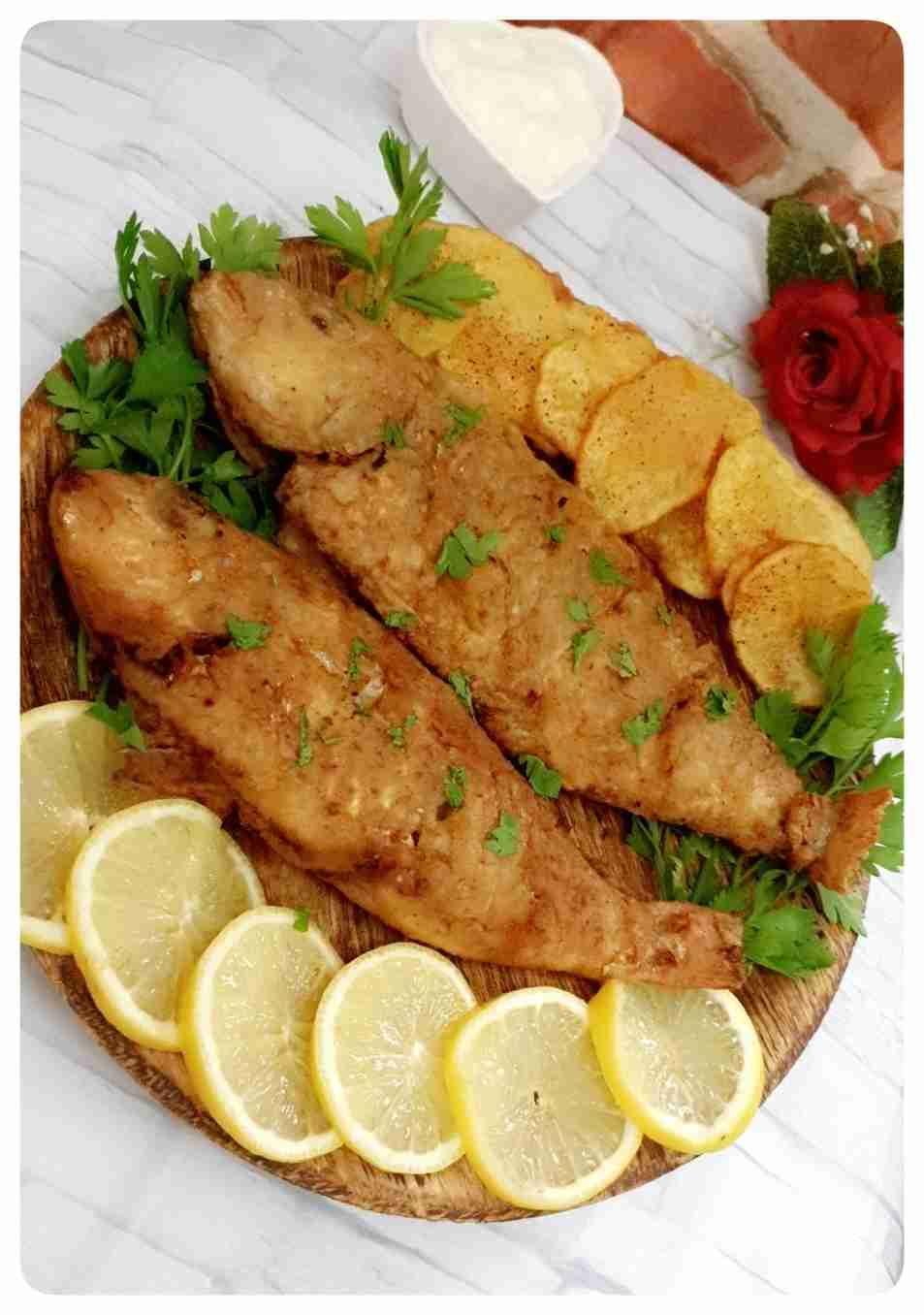 طريقة السمك المقلي مقرمش ولذيذ على طريقتي الخاصه زاكي Recipe Cooking Recipes Lebanese Recipes Asian Dishes