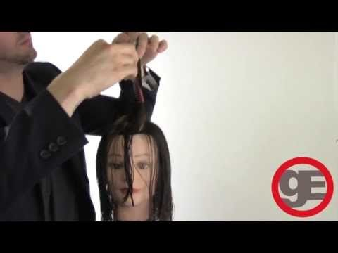 LONG LAYER HAIRCUT WITH FACE FRAME FROM FREESALONEDUCATION.COM ...
