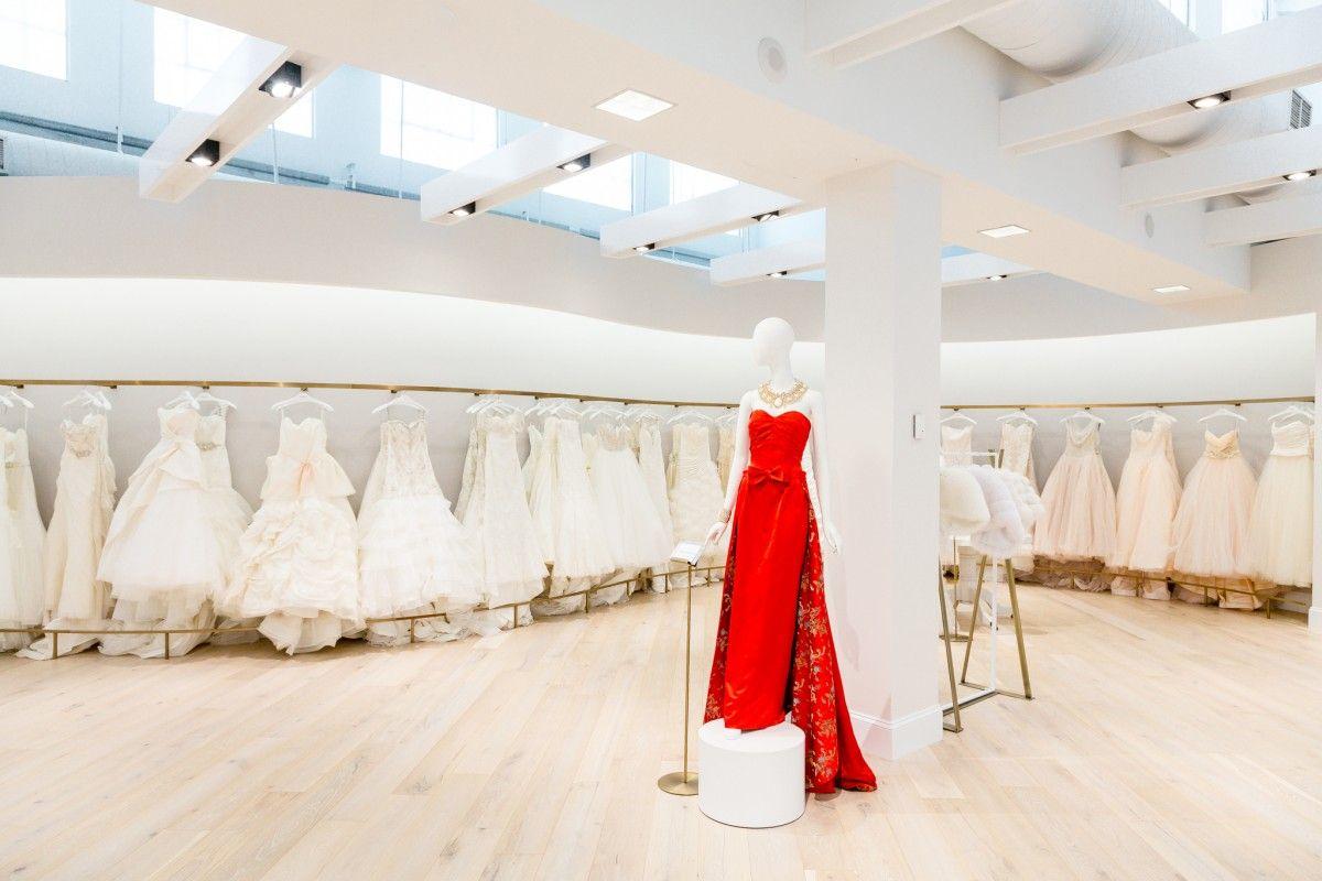 New York City Bridal Shop, Kleinfeld, Opens in Toronto | Pinterest