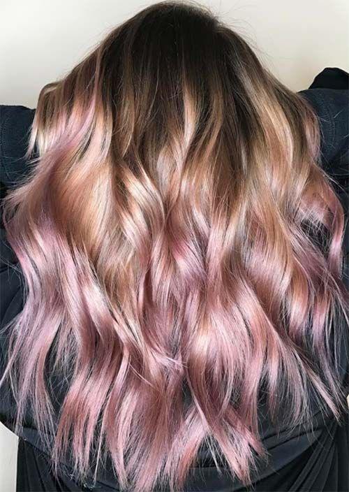 Balayage Hair Trend 51 Balayage Hair Colors Tips For Getting