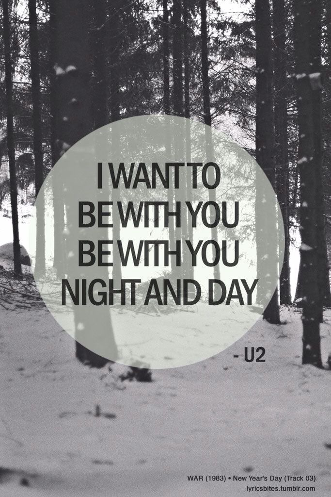 new year's day U2 Great song lyrics, U2 songs, U2 lyrics