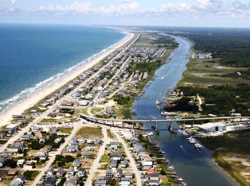 North Carolina Beaches Among The Best In America Tuchman Rh Pinterest Com Holden Beach Nc Hotels Oceanfront Under 75 00