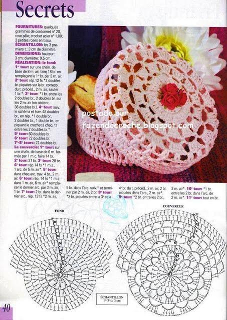 Crochetando com Maria Mantovani: Avulsos da internet