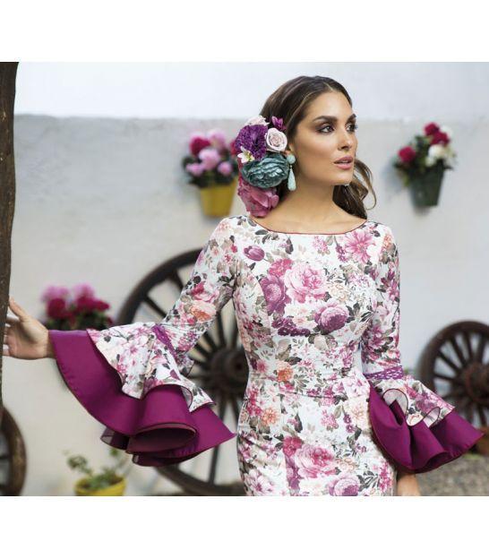 813292a88df2d trajes de flamenca 2018 - Aires de Feria - Traje de flamenca 2018 Aires