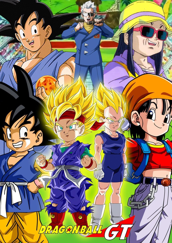 Dbgt End By Ariezgao On Deviantart Dragon Ball Super Artwork Anime Dragon Ball Super Dragon Ball Wallpapers
