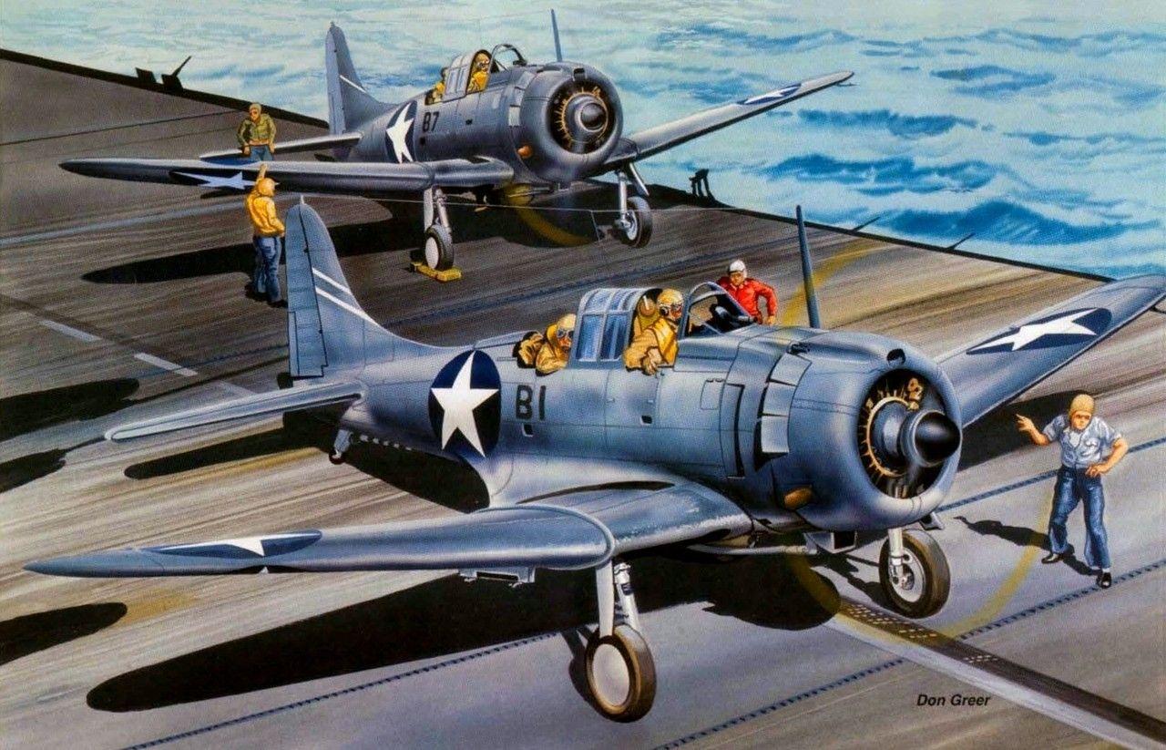 Обои painting, don greer, german fighter, Fw 190, aviation, war, ww2. Авиация foto 12