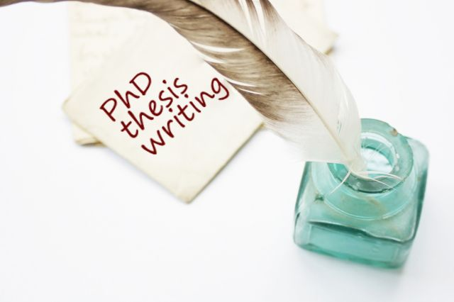 PhD Thesis   Dissertation Writing Services in U K  London  Birmingham PhDStudies The PhD thesis writing cycle