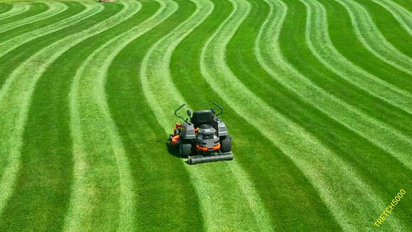 Get the best mowing equipment to get the results youre