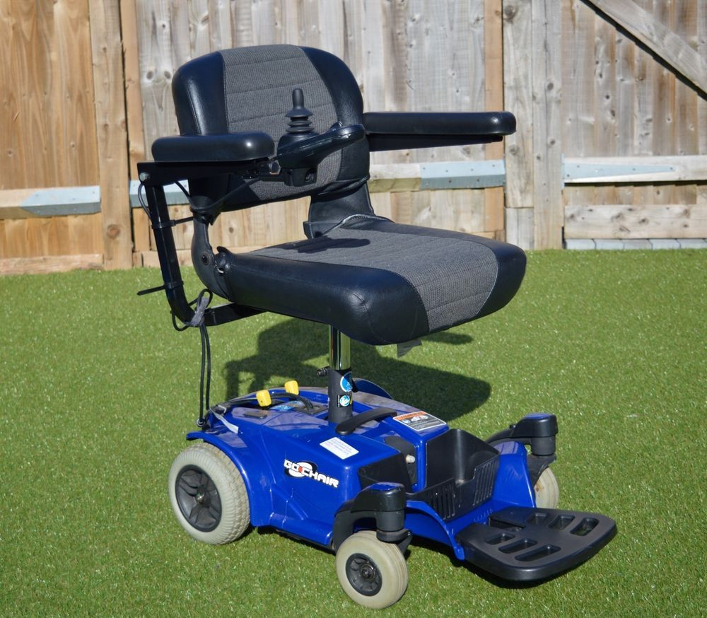 Pride Mobility Go Chair Electric Wheelchair Power Chair With New - Pride power chairs