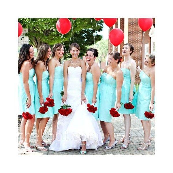 Seafoam Green Wedding Ideas: Wedding Mint Seafoam Green Found On Polyvore