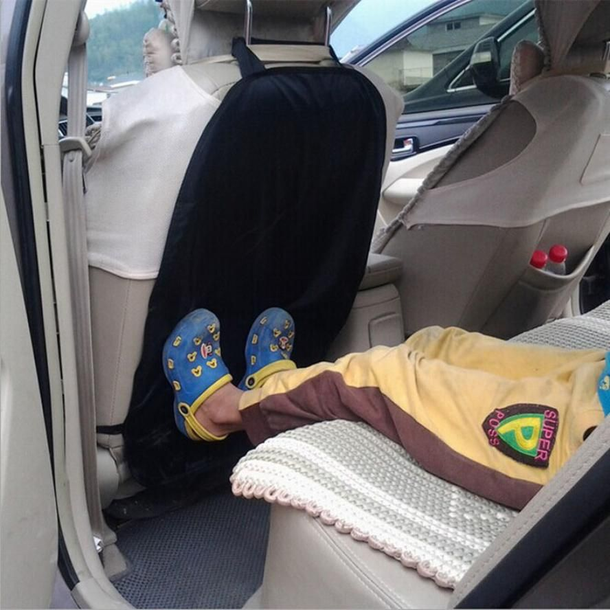 Car Seat Back Anti-Kick Children Kids Kick Mat Dustproof Dust Dud Dirt Protector