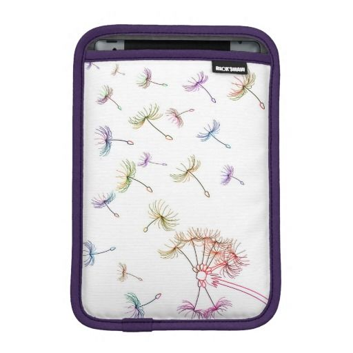 Dandelion Clock iPad Mini Sleeve Yes I can say you are on right site we just collected best shopping store that haveHow to          	Dandelion Clock iPad Mini Sleeve Here a great deal...