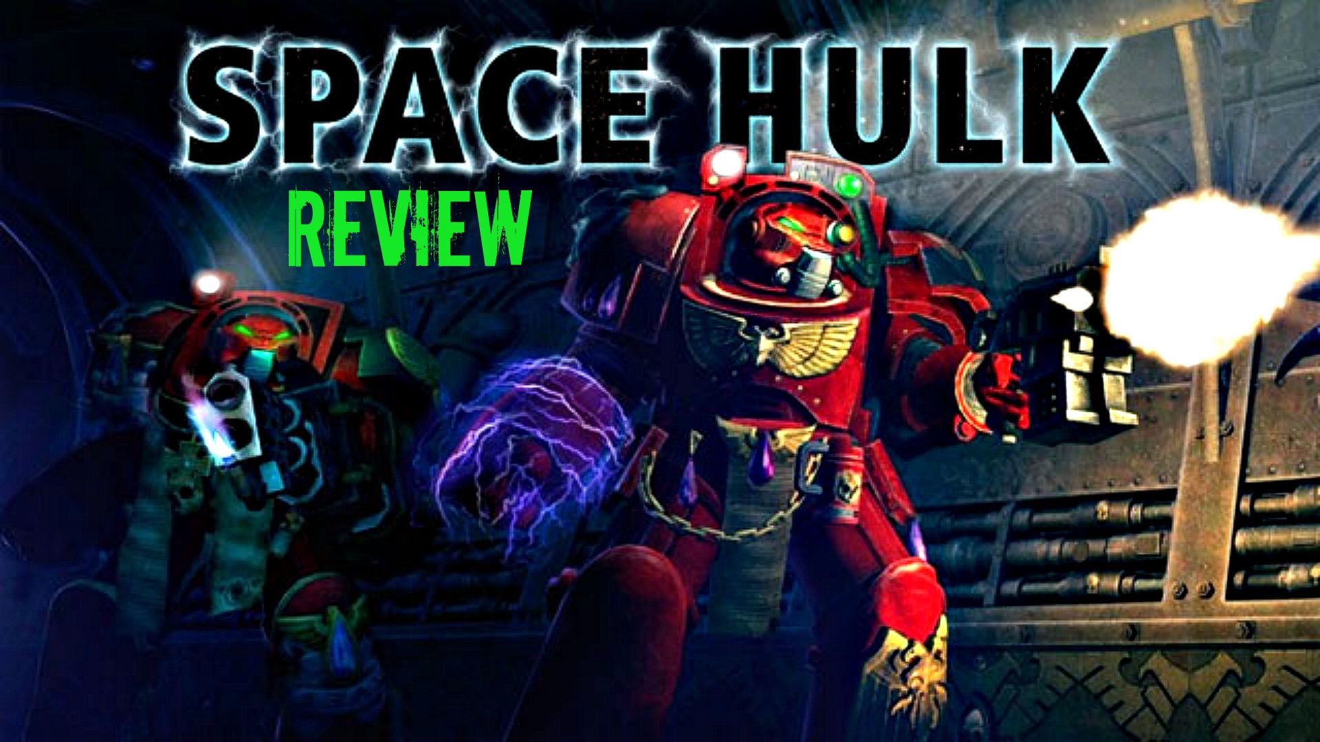 Space Hulk Review (PS4)