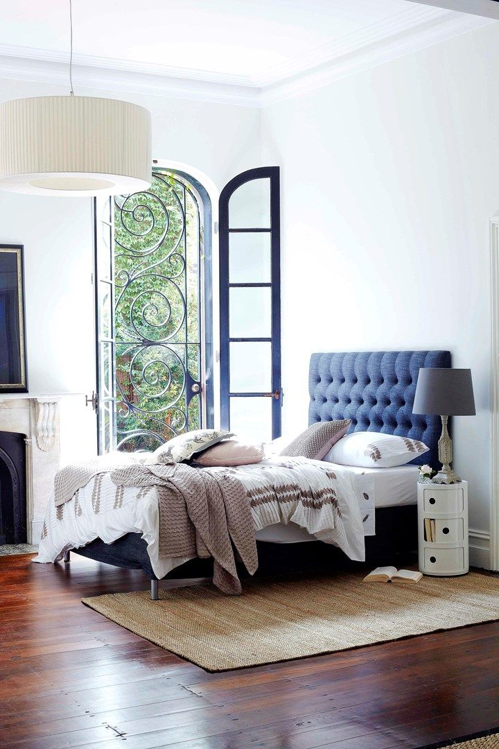 10 ways to turn your bedroom into