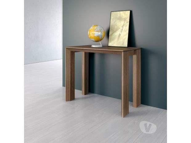Tavolo Maya ~ Tavolo consolle allungabile lindo tavoli allungabili accessibili