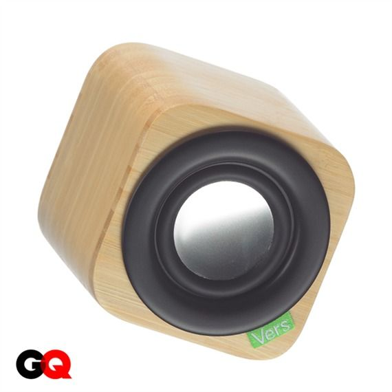 Eco-Friendly Bamboo Bluetooth Speaker | bambeco