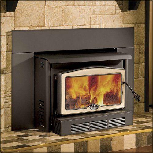 6 Amazing Wood Burning Fireplace Liner Snapshot Idea Dengan Gambar