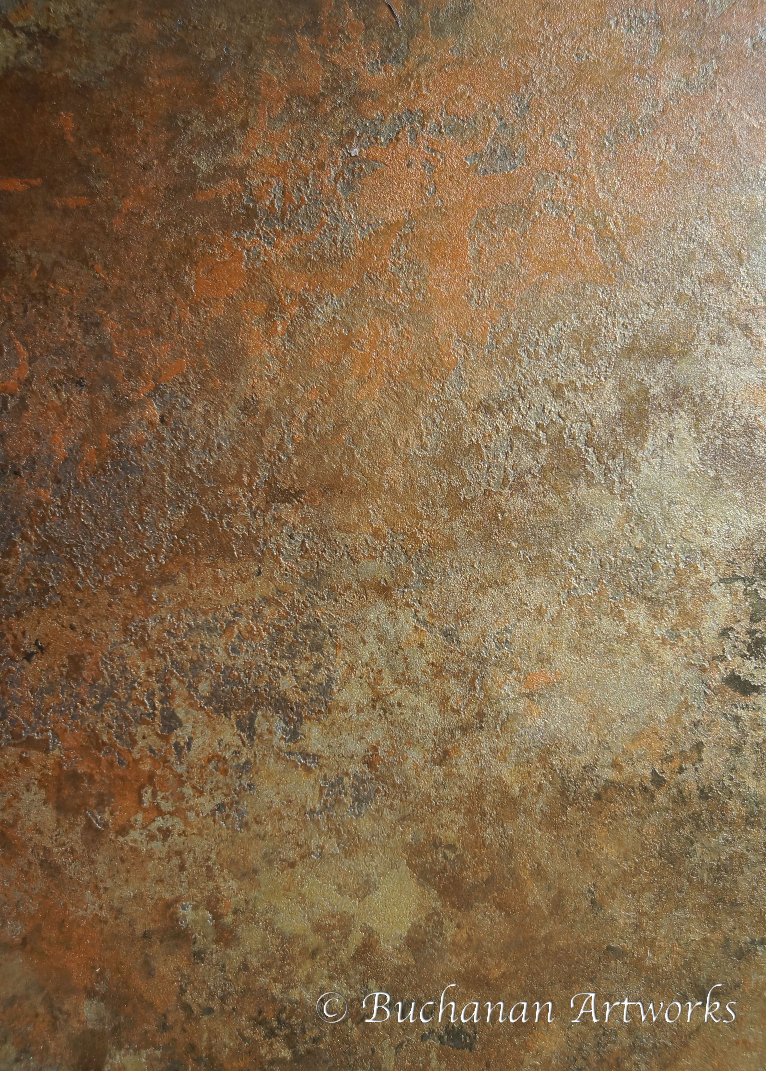 Copper Canyon - Another finish that is smooth on your walls but looks heavily textured!