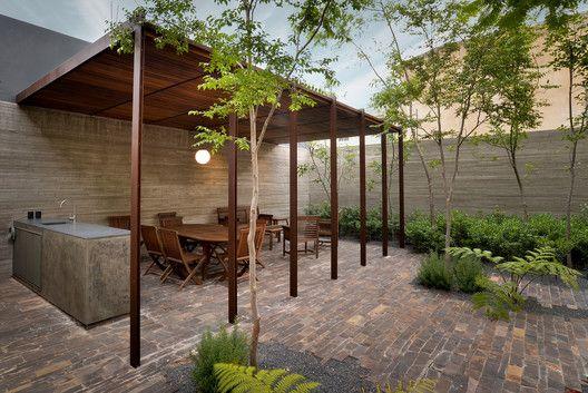 Gallery of CR House / CoA Arquitectura 11 Pergola