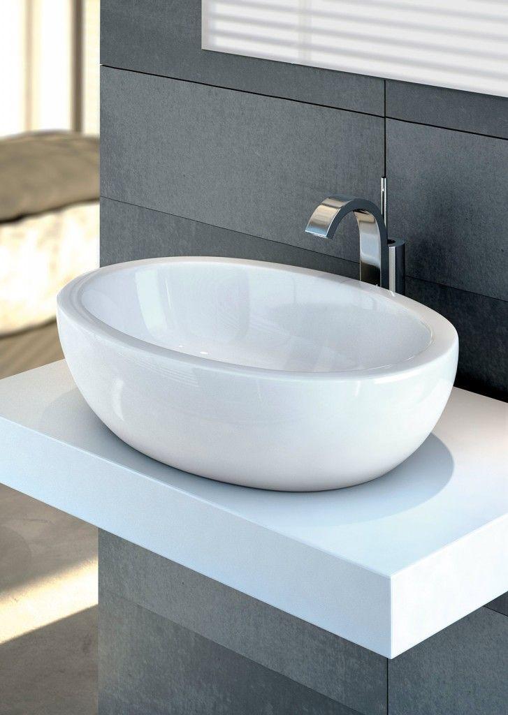 Lavabi sospesi, a colonna, da appoggio | sanitari | Pinterest