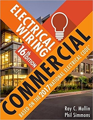 electrical wiring commercial 16 edition by phil simmons and ray c rh pinterest com electrical wiring commercial 15th edition pdf electrical wiring commercial pdf download