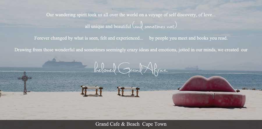 the grand , Cape town