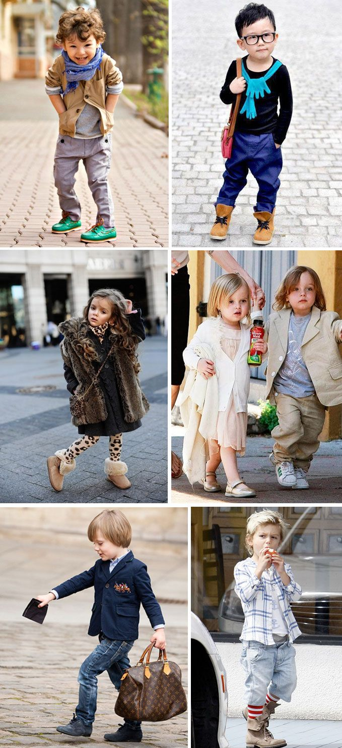 2019 year lifestyle- Clothes stylish for kids photo
