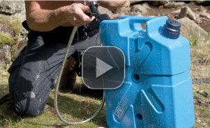 portable water filter system. LIFESAVER Jerrycan - Portable Water Filtration System. Incorporating LIFESAVER\u0027s Famous Technology Which Removes All Filter System T
