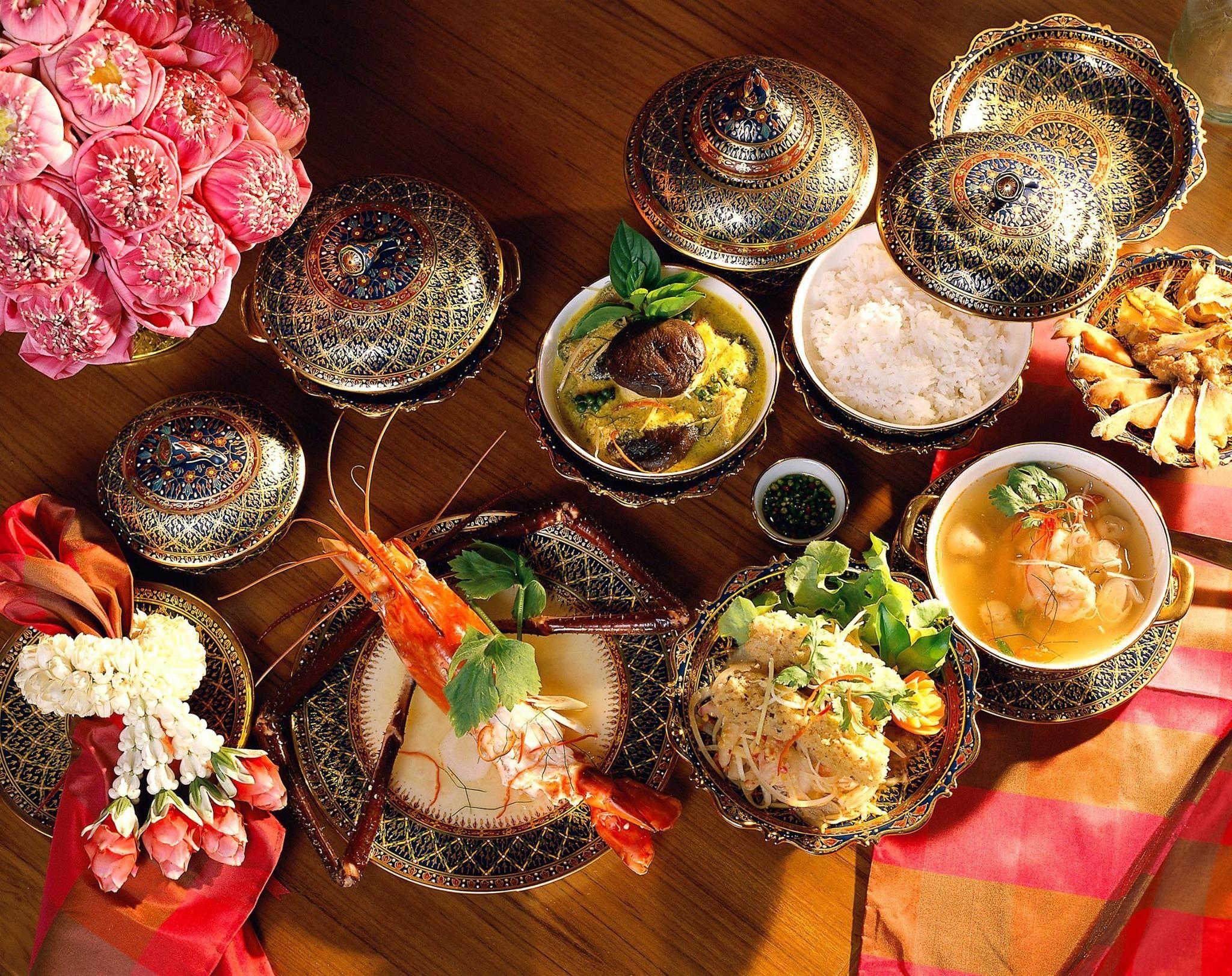 Mandarin Oriental Bangkok in 2019 Thai cooking
