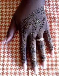 Henna Dark Skin Henna Designs Henna Tattoos Henna Designs