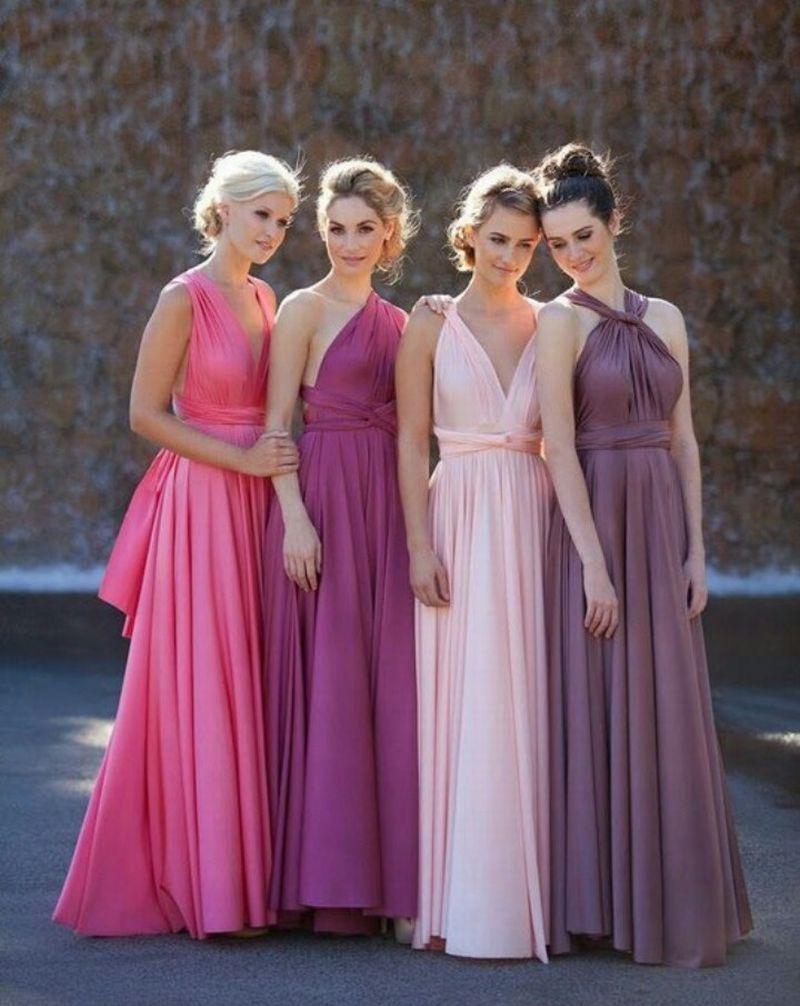 фасон платья для подружки невесты фото сути