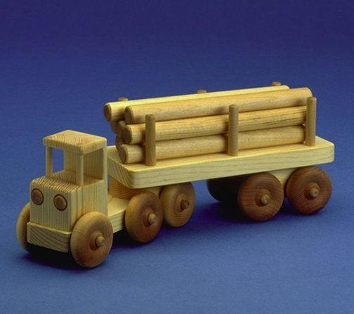 log truck ww wooden vehicles pinterest jeux bois transporteur et jouet bois. Black Bedroom Furniture Sets. Home Design Ideas