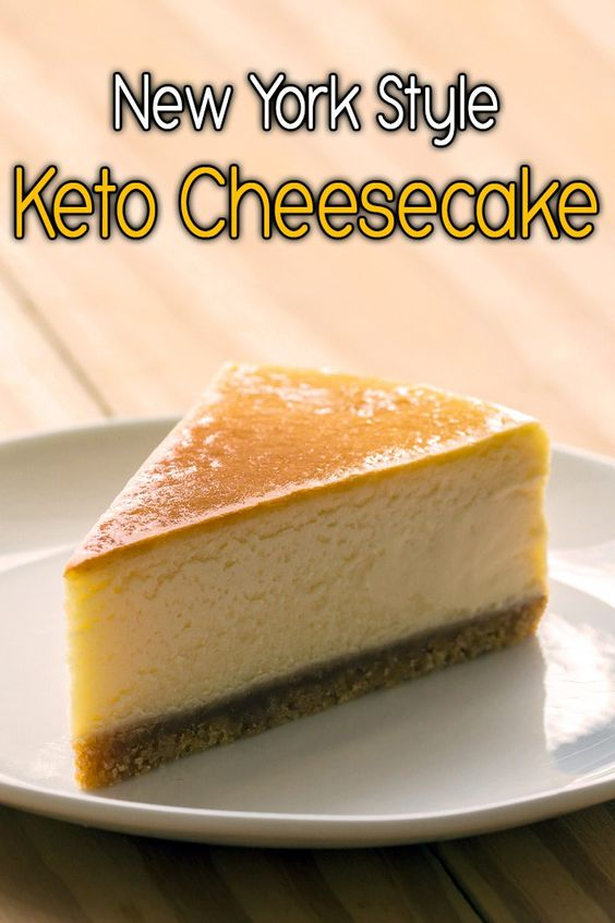 New York Style Keto Cheesecake Low Carb Cheesecake Low Carb Cheesecake Recipe Low Carb Recipes Dessert