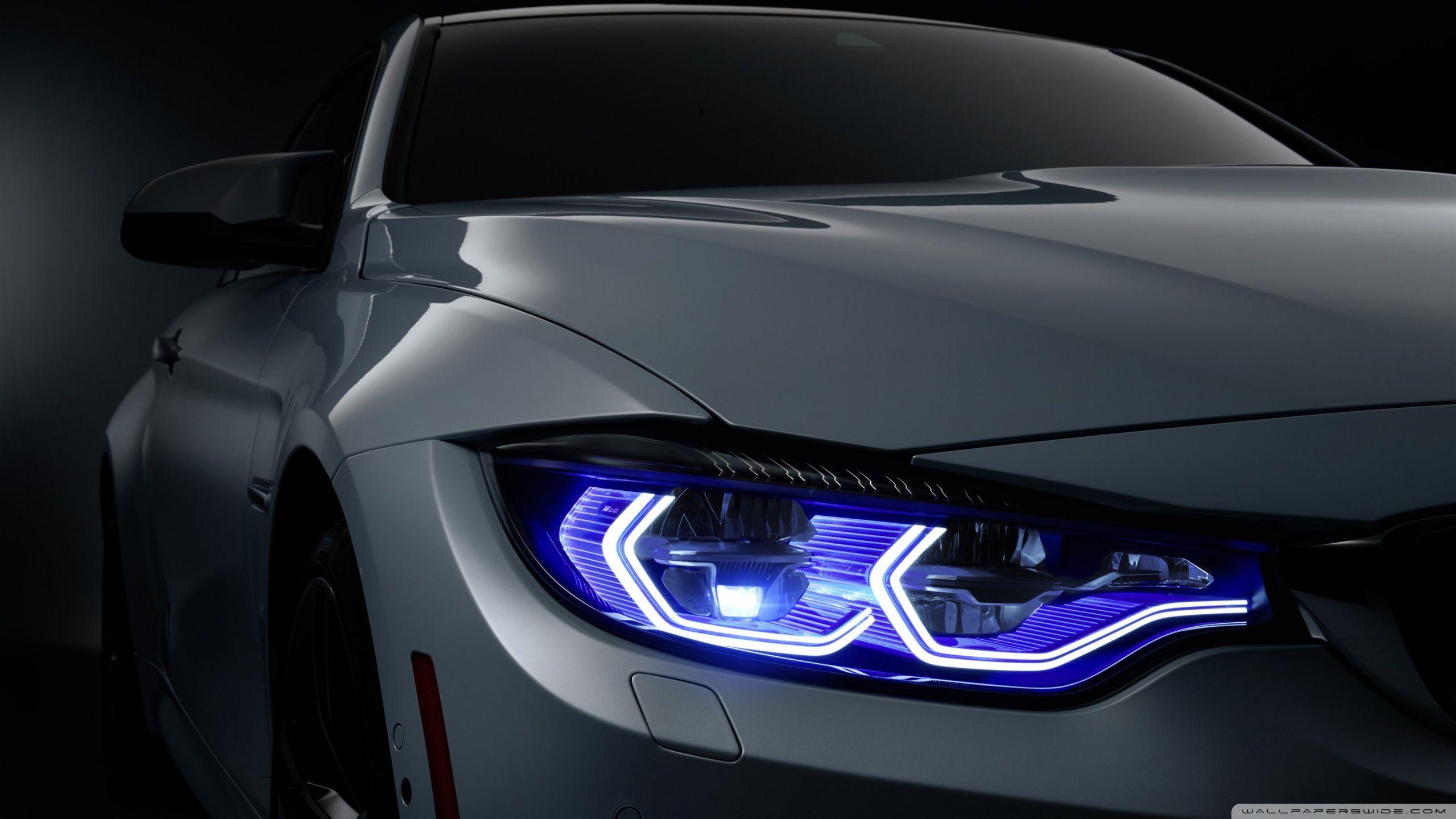 Bmw Series Lci I Sport Line Headlight Hd Wallpaper Bmw M4 Car Headlights 2015 Bmw M4