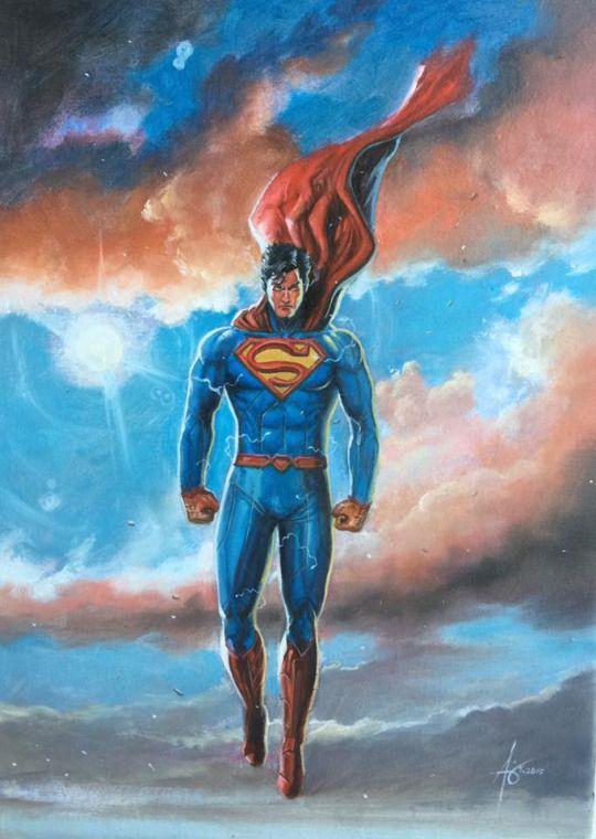 Superman by Rudy Ao
